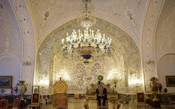 قدیمی ترین بنای کاخ گلستان,کاخ گلستان,مرمت کاخ گلستان