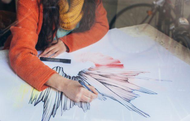 گرافیک چیست,شغل گرافیست,دروس رشته گرافیک