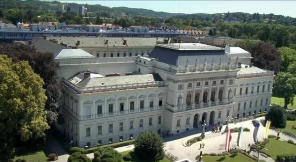 دانشگاه گراتس,دانشگاه دولتی اتریش,دانشکدههای دانشگاه گراتس