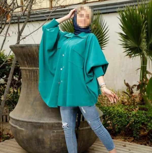 ست مانتو سبز با شلوار,مدل مانتو سبز اسپرت,ست مانتو سبز دخترانه