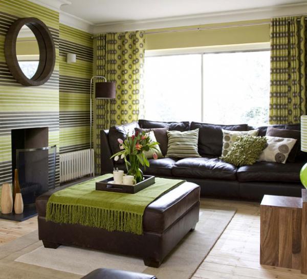استفاده از رنگ سبز در دکوراسیون اتاق خواب,رنگ سبز در دکوراسیون,استفاده از رنگ سبز در دکوراسیون آشپزخانه