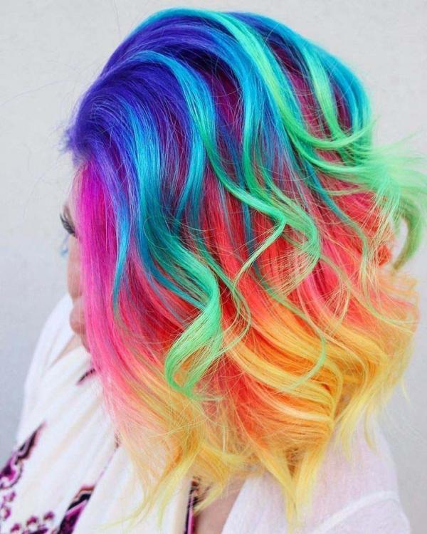 رنگ مو,تثبیت کننده رنگ مو,بارداری و رنگ مو