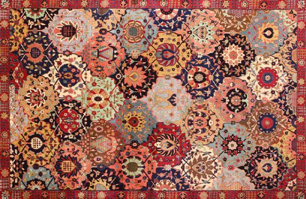 انواع فرش دستباف,فرش دستباف,طرح فرش دستباف