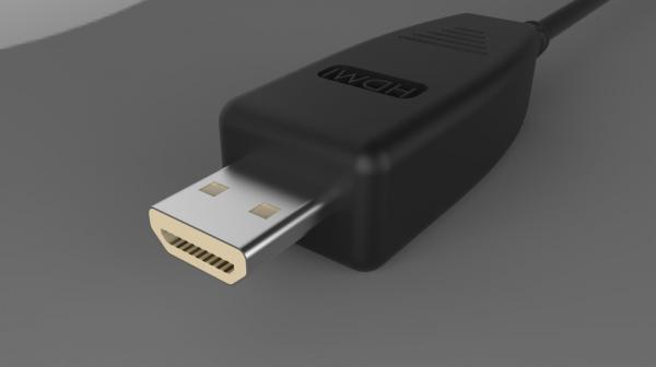 کابل اچ دی ام آی,پورت HDMI,کابل HDMI