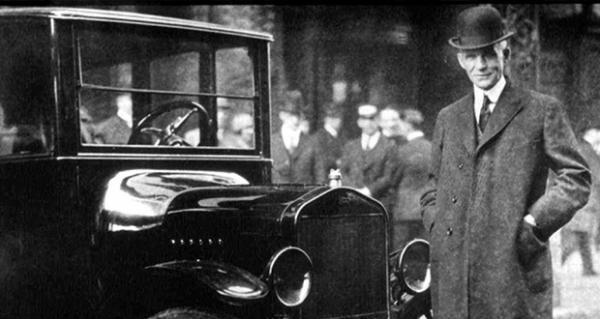 هنری فورد, موسس کمپانی خودروسازی فورد,Henry Ford,زندگینامه ی هنری فورد,محل رندگی هنری فورد,شهر فوردلندیا