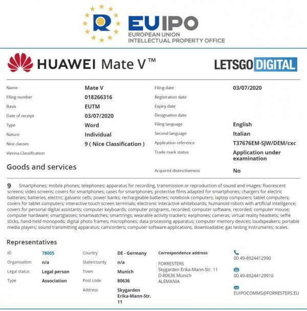 گوشی Huawei Mate X,اخبار دیجیتال,خبرهای دیجیتال,موبایل و تبلت