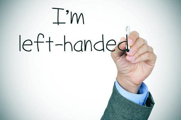 چپ دستان معروف ایرانی,علل چپ دست شدن,تاریخ چپ دست شدن