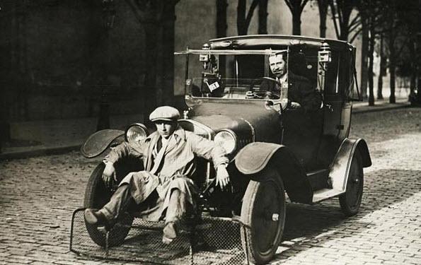 نخستین ماشین,تاریخ اختراع ماشین,اختراع ماشین