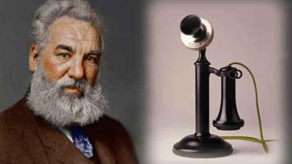 ,اختراع تلفنهدف از اختراع تلفن ثابت,تاریخچه اختراع تلفن