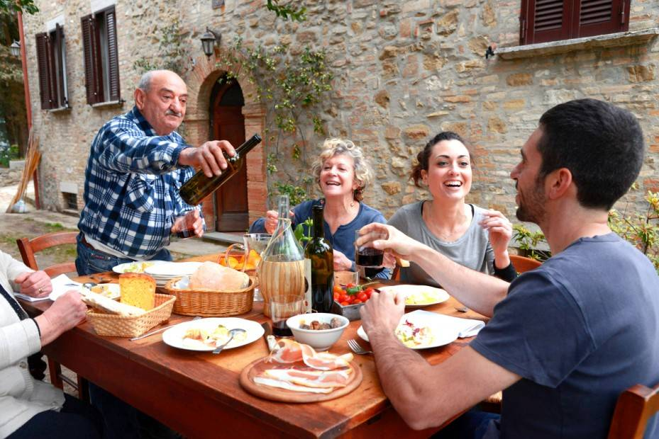 ایتالیا,غذاهای ایتالیایی,مردم ایتالیا
