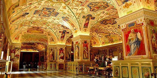 ایتالیا,عکس های ایتالیا,موزه واتیکان