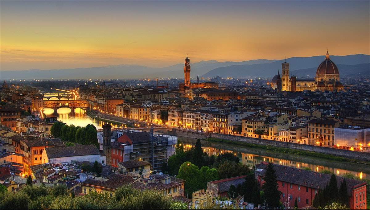 ایتالیا,جاهای دیدنی ایتالیا,فلورانس