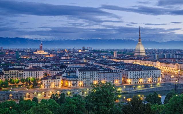 ایتالیا,شهرهای گردشگری,تورین