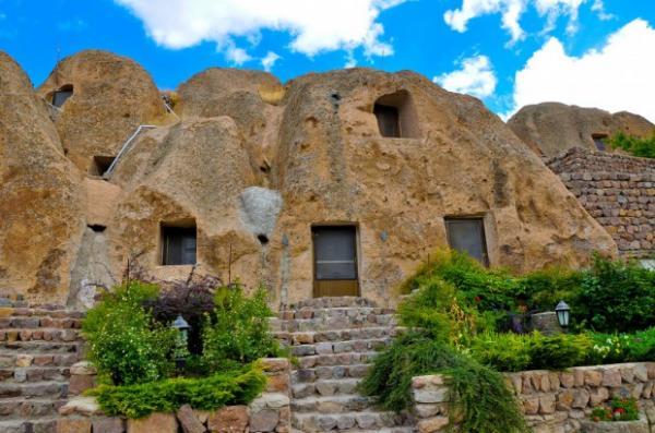 روستای کندوان کجاست,معماری روستای کندوان,روستای کندوان