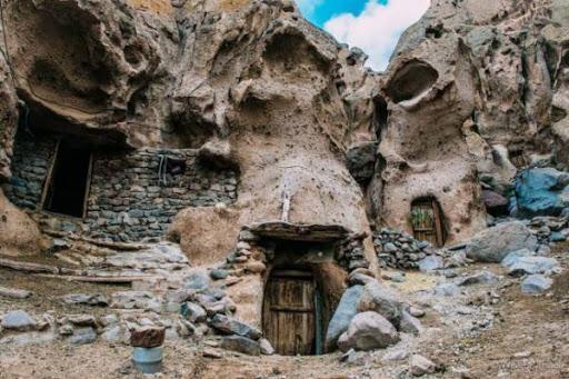 روستای کندوان اسکو,روستای کندوان,عکس از روستای کندوان