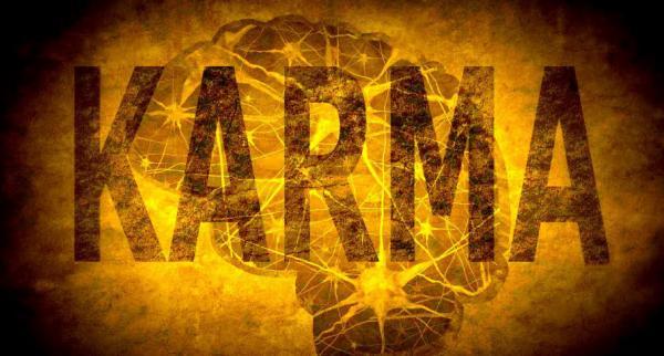 قانون کارما,کارما در اسلام,کارما چیست