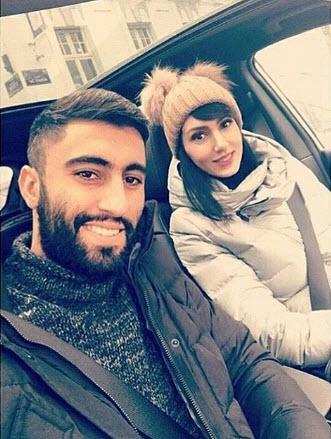 بیوگرافی کاوه رضایی و همسر والیبالیستش(+تصاویر)