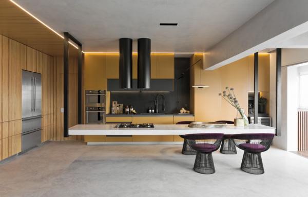 اپن آشپزخانه,مدل های اپن آشپزخانه,مدل اپن آشپزخانه ایرانی