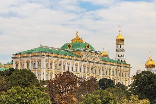 آشنایی با کاخ کرملین، محل اقامت رئیس جمهور روسیه (+تصاویر)