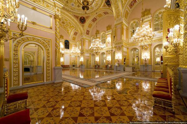 کاخ کرملین,کاخ کرملین روسیه,کاخ کرملین مسکو