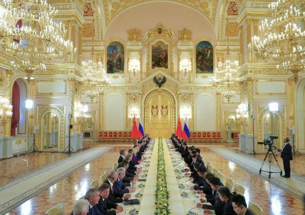 کاخ کرملین,کاخ کرملین از مکانهای دیدنی روسیه,آشنایی با کاخ کرملین روسیه