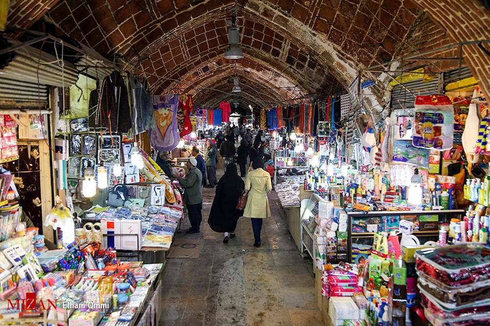 کردستان,بازارهای کردستان,سنندج