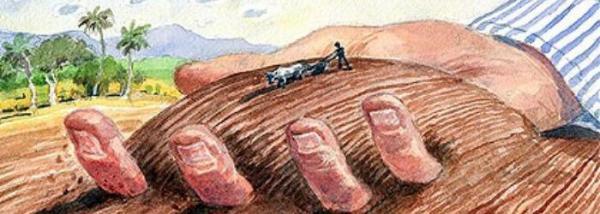 مجازات زمین خواری چیست,مبارزه با زمین خواری,انواع زمین خواری
