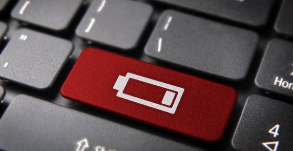 عمر باتری لپ تاپ,نحوه استفاده از باتری لپ تاپ,باتری لپ تاپ