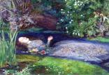 آثارادبی،سر جان اورت میله،نقاشی اوفیلیا,