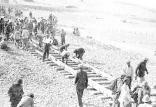 مسیر راهآهن در ایران,توسعه ایران,،تاسیس راهآهن سراسری در ایران