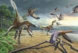 دایناسورها,پرندگان تکامل یافته,تکامل پرندگان و دایناسورها