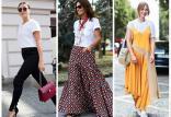 لباسهای مناسب تابستان,لباس بانوان در تابستان,اکسسوری های مناسب تابستان