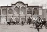 تأسیس بانک در ایران,تاریخچه تأسیس بانک در ایران,صندوقخانه پول ایرانیان