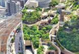 بام سبز,فضای سبز روی سقف خانه,چگونگی ایجاد بام سبز