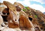 روستای کندوان,روستای کندوان تبریز,هتل روستای کندوان