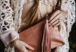 کیف چرم زنانه,الگوی کیف چرم زنانه,انواع کیف چرم زنانه