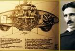 نیکولا تسلا,اختراعات تسلا,بشقاب پرنده