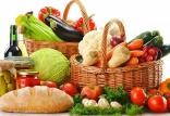 جوان سازی,مصرف سبزیجات,کاهش روند پیری