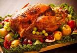 مرغ شکم پر,طرز تهیه ی مرغ شکم پر,مرغ شکم پر بدون فر