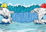 فیلهای سفید اقتصاد ایران,اقتصاد ایران,اصطلاح فیل سفید در اقتصاد ایران