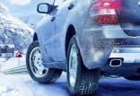 نگهداري خودرو در زمستان,راهاندازی موتور ماشین در زمستان,گرم کردن موتور خودرو در زمستان