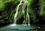 جاذبه های گردشگری گلستان,آبشارهای استان گلستان,جاذبه های طبیعی