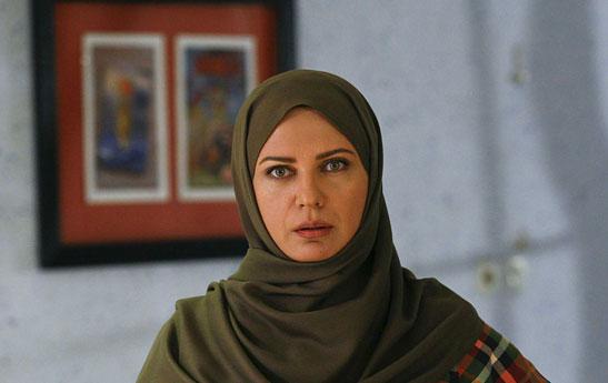 لعیا زنگنه,بازیگر سریال تولدی دیگر,بازیگر زن تلویزیون
