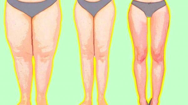 لاغر کردن ساق پا,ورزشهای مناسب برای لاغر کردن ساق پا,ورزش بدنسازی برای لاغر کردن ساق پا