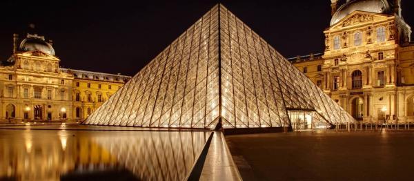موزه لوور,تاریخچه موزه لوور,موزه لوور در پاریس