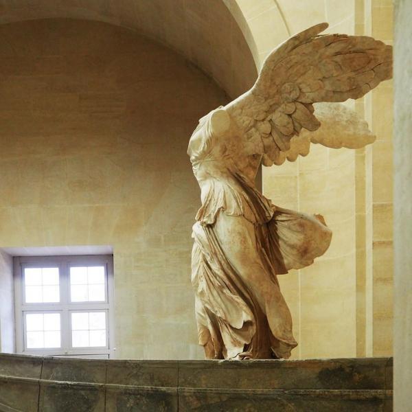 معروف ترین اثار موزه لوور,موزه لوور,تصاویر اثار نفیس موزه لوور