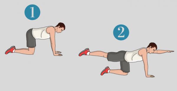 ورزش برای اصلاح قوز کمر,ورزش قوز پشتی,ورزش های مناسب قوز کمر