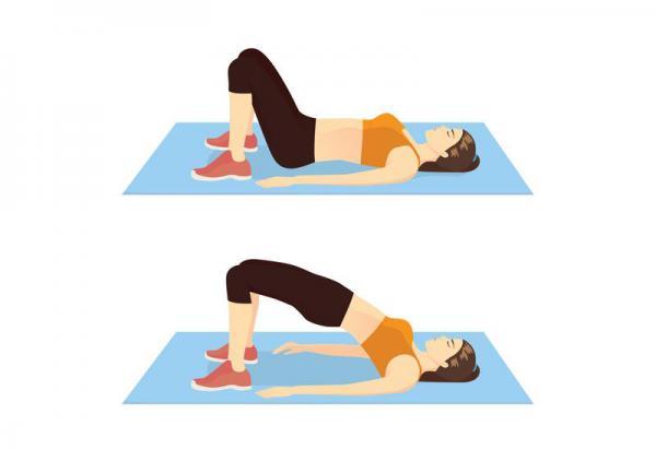 ورزش قوز پشتی,ورزش های مناسب قوز کمر,بهترین ورزش برای قوز کمر