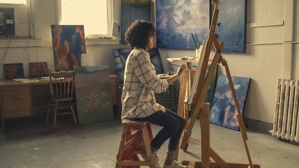 آشنایی با رشته نقاشی دبیرستان,تاریخچه رشته نقاشی,دروس رشته نقاشی کارشناسی