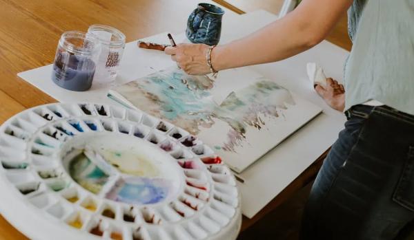 تاریخچه رشته نقاشی,دروس رشته نقاشی کارشناسی,رشته نقاشی